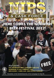 here comes the norwich beer festival 2012! - Norwich and Norfolk ...