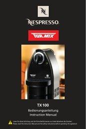 A12128 BA TX 100 (PDF 295,0 kB - Turmix