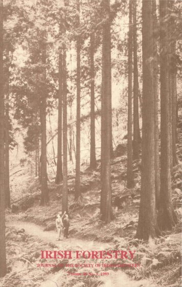 Download Full PDF - 31.59 MB - The Society of Irish Foresters