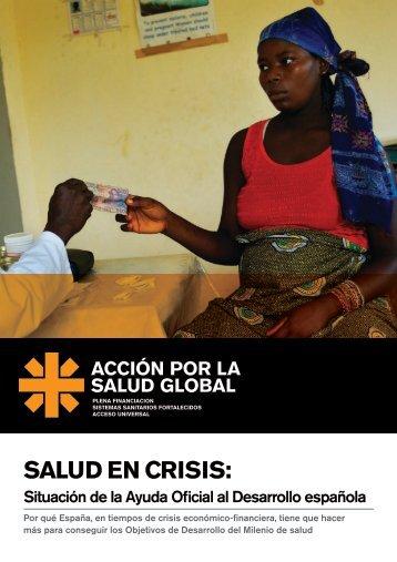 SALUD EN CRISIS: - Action for Global Health