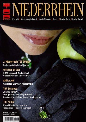Geliebtes Bier vom Niederrhein - TOP-Magazin Niederrhein