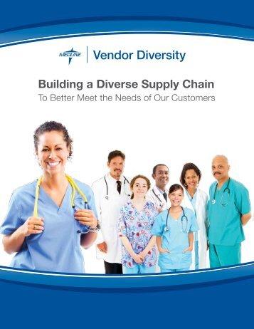 Download Our Vendor Diversity Brochure - Medline