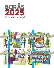 Borås 2025 - vision och strategi