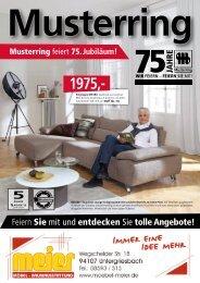 5 - MEIER Möbel und Raumausstattung