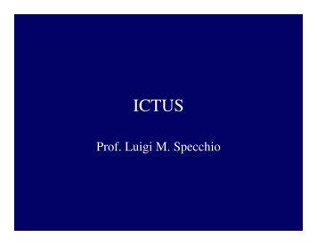 Ictus - Medicina e chirurgia