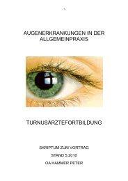 Glaukomanfall - TurnusDoc