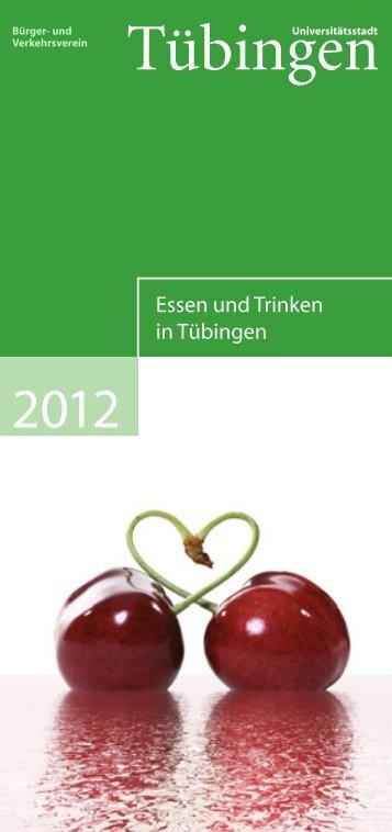 Gastronomieführer - Tübingen