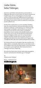 Gastronomieführer - Tübingen - Seite 3
