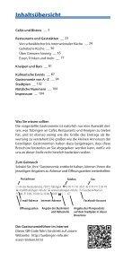 Gastronomieführer - Tübingen - Seite 4