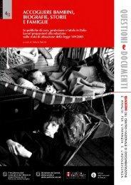 Quaderno 48 - Accogliere bambini, biografie, storie e famiglie