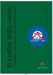 rapporto annuale di cittadinanzattiva (9 mega) - Associazione ...