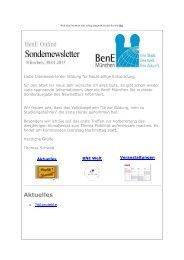 pdf, 0,4 MB - BenE – München
