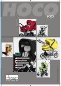 Katalog kočárky HOCO 2005 - Depemo - Page 2