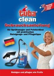 auf Deutsch - tuba clean