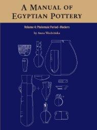 Volume 4 - Ancient Egypt Research Associates