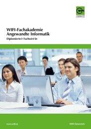 Wifi-Fachakademie angewandte Informatik