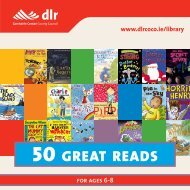 50 Great Reads for Ages 6 - 8