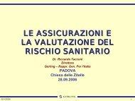 IL RISCHIO CLINICO E LA VALUTAZIONE DELL'ASSICURATORE.pdf