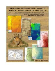 Download Final Report - Great Plains Landscape Conservation ...
