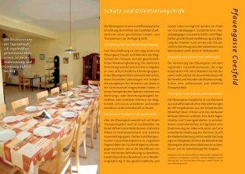 Flyer PFAUENGASSE ( PDF ) - IBP eV