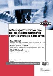A Kolmogorov-Smirnov type test for shortfall dominance against ...