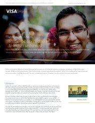 Financial Inclusion | Visa Debit Opens Doors to ... - Visa Asia Pacific