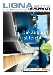 Sonderdruck Leichtbau 2013 - Deutsche Messe