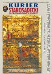Nr 130 Czerwiec 2003 Kurier Starosädecki