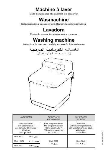 alco team distribution machines pour laver nettoyer. Black Bedroom Furniture Sets. Home Design Ideas