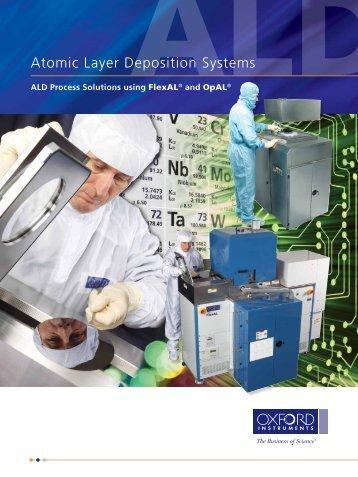 Atomic Layer Deposition ALD