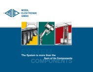 SYSTEM - Mobil Elektronik GmbH