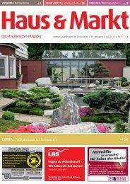 Immobilie - Haus und Markt