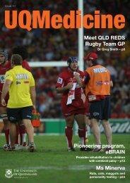 Meet QLD REDS Rugby Team GP - School of Medicine - University ...