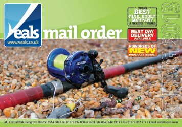 download full catalogue - Veals Mail Order