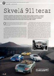 Predstavujeme: Modernizácia Porsche 911 typ 997 - AutoTuning.sk