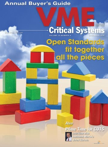 2011 buyer's guide - OpenSystems Media