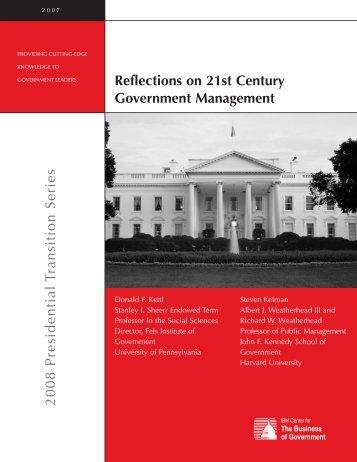 Reflections on 21st Century - University of Alaska