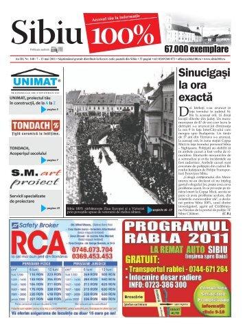 1 - Sibiu 100