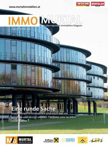 Immomurtal 10/2013 - Immobilien Josef Suppan GmbH