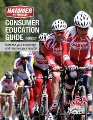 Consumer Education Guide - Hammer Nutrition