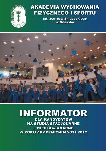 Informator na rok 2011-2012 (1.89 MB)
