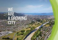 Draft Urban Growth Strategy Summary - Hutt City Council