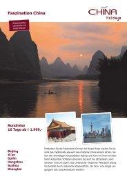 Faszination China-web.pub - CAISSA Touristic