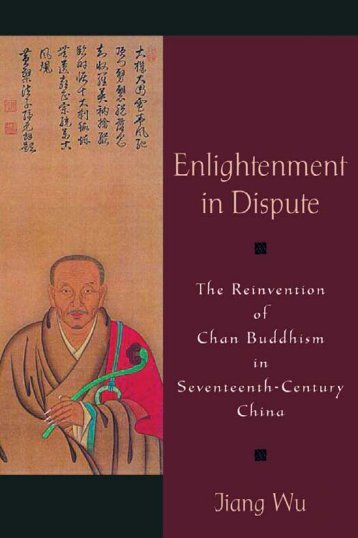 The Reinvention of Chan Buddhism in Seventeenth-Century China ...