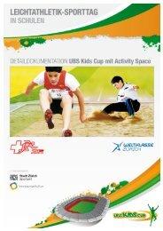 1 Konzept Activity Space - UBS Kids Cup