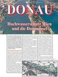 Hochwasserschutz Wien und die Donauinsel - pro umwelt
