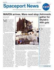 Spaceport News - NASA
