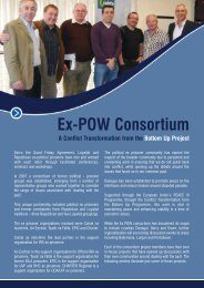 Ex-POW Consortium - Community Foundation for Northern Ireland