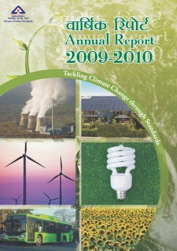Annual Report 2009-10 - BIS