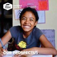Our Prospectus - International School Moshi